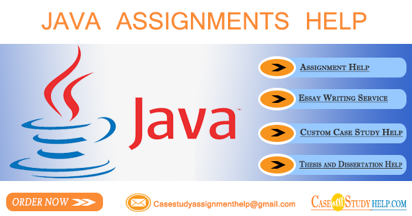 WE SOLVE JAVA ASSIGNMENTS LIKE NOBODY CAN.
