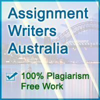 Assignment writers Australia