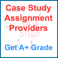 Case Study Assignment providers