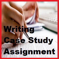Writing Case Study Assignment