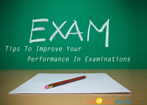 Improve Your Performance In Examination