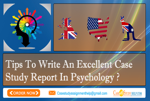 Clinical psychology case study report