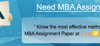 Need Help in MBA Assignment Writing? Get expert assistance today!