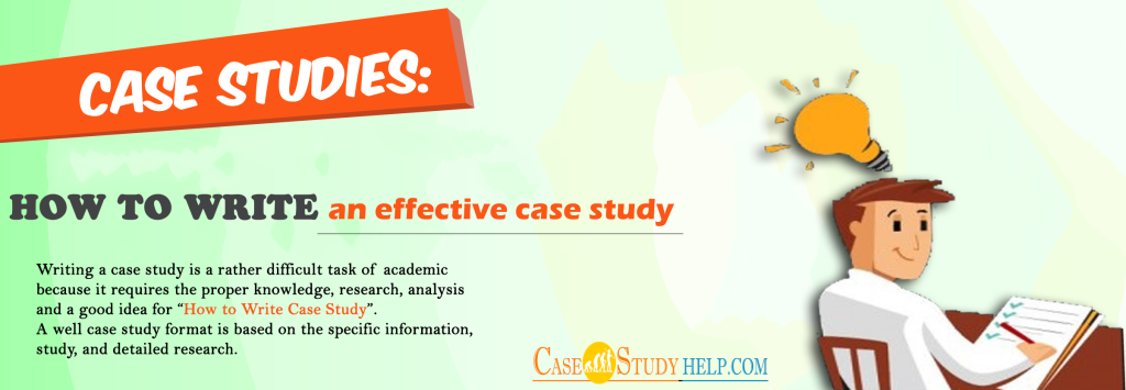 Case study writing help