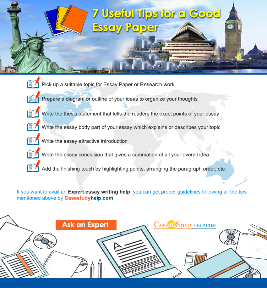 7 Useful Tips for a Good Essay Paper