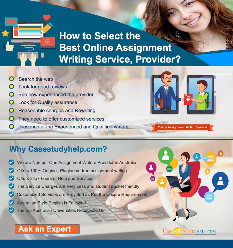 How to Select the Best Online Assignment Writing Service, Provider?