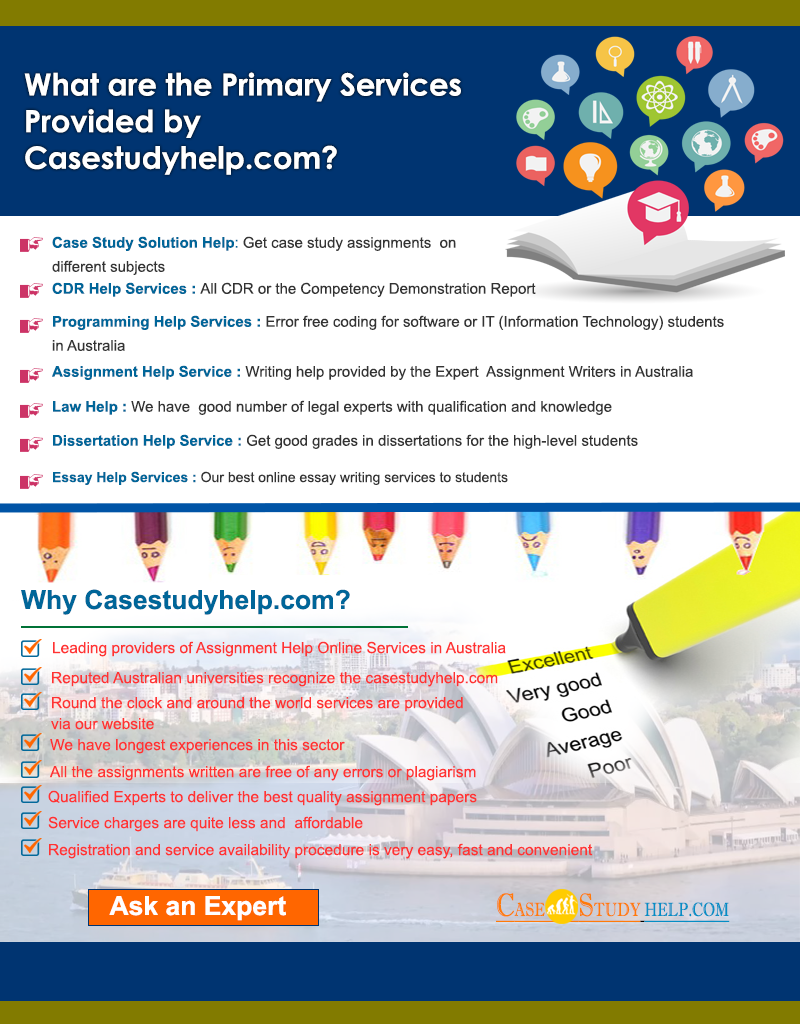 What are the Primary Services Provided by Casestudyhelp.com?
