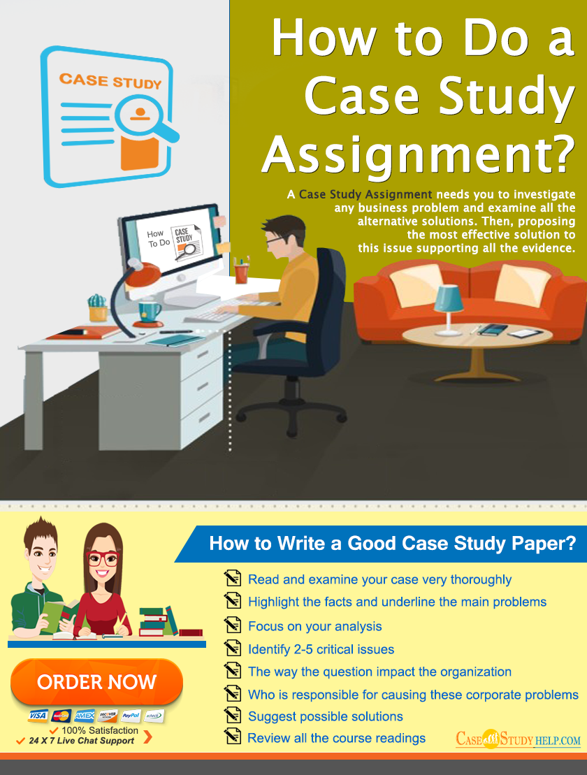 How to Do a Case Study Assignment