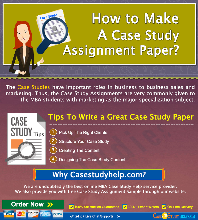 How to Make a Case Study Assignment Paper