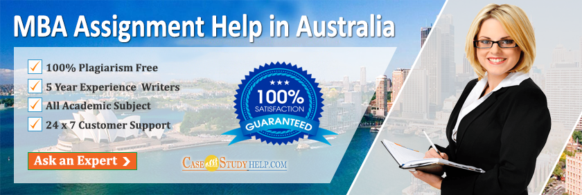 MBA assignment help in Australia