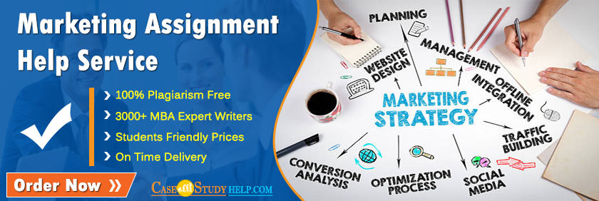 Marketing Assignment Help Service