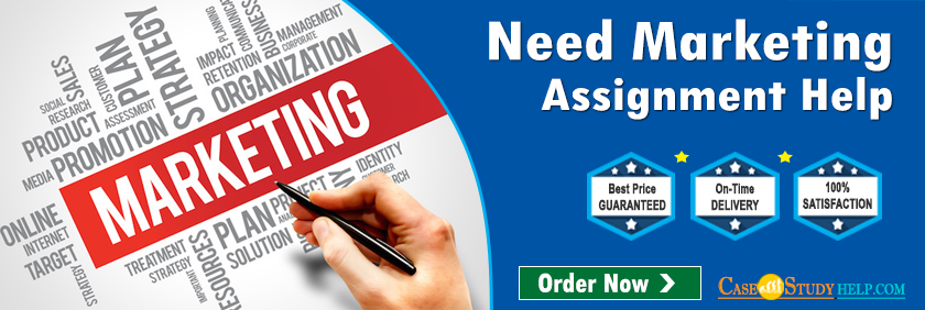 Need Marketing Assignment Help