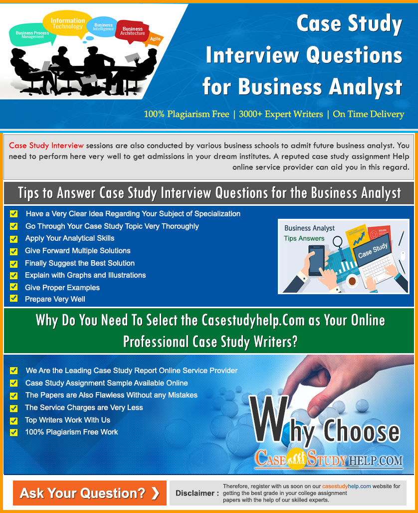 business intelligence case study questions Keywords business intelligence, big data, self-service, case study research   question with description of used methodologies and provides.