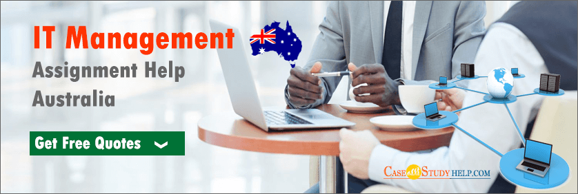 IT Management Assignment Help Australia by Casestudyhelp.com
