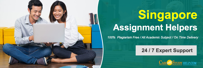 Singapore Assignment Helpers by Casestudyhelp.com
