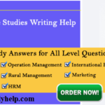 How to Get the Top Notch Case Studies Writing Help for MBA Students