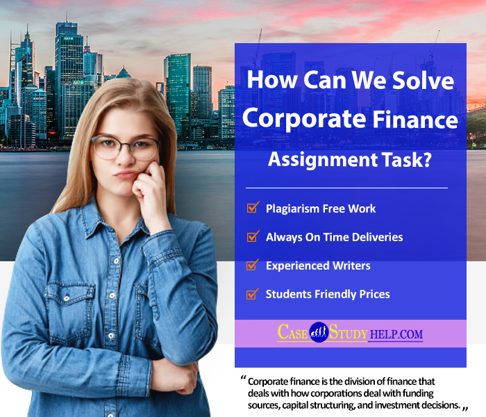 How-Can-we-Solve-Corporate-Finance-Assignment-Task