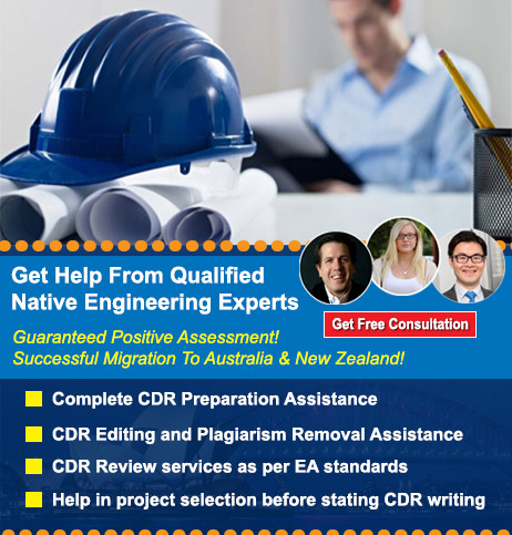 Professional CDR Help Services