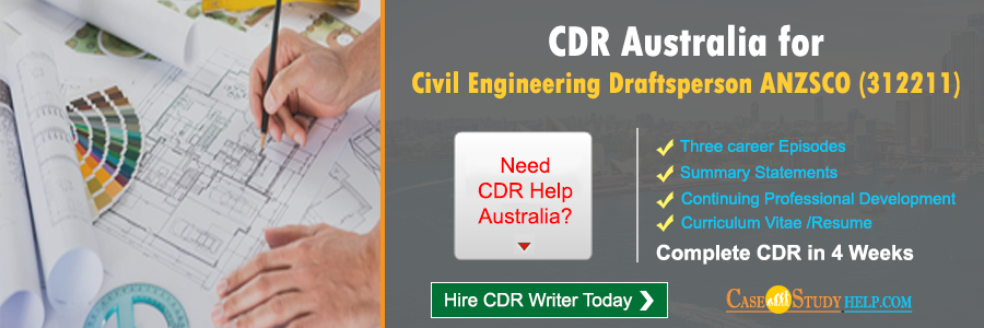 CDR Australia for Civil Engineering Draftsperson