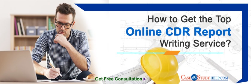 Online CDR Report Writing Service