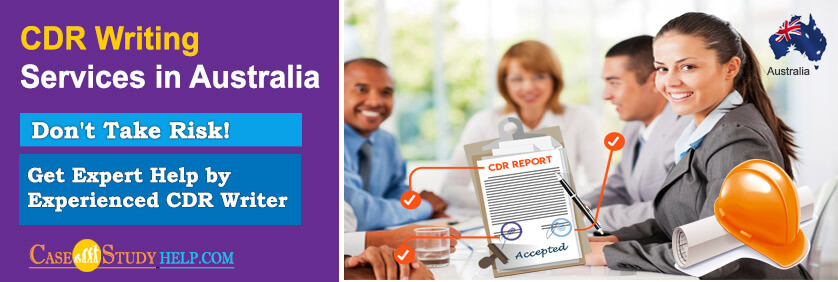 CDR Writing Services in Australia