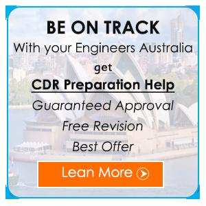 Cdr Report Writers Australia