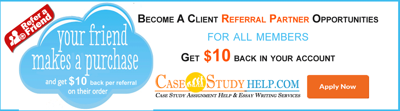 Referral Partner with Case Study Help