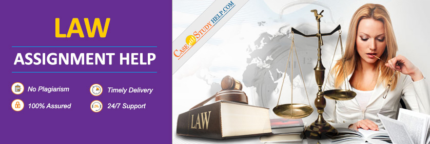 Law Assignment Writing Help