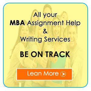 Expert for MBA Assignments