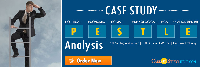 Pestle Analysis Case Study Help