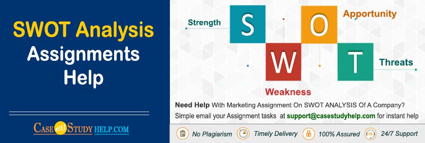 SWOT ANALYSIS Assignment Help?