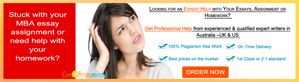 Best MBA Assignment Help for Students in Australia - UK & USA