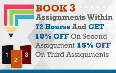 Assignment Help Deals