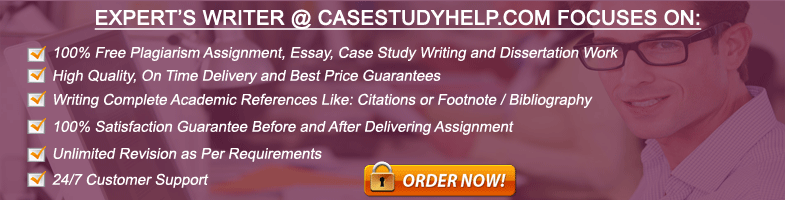 LAW EXPERT WRITER @ CASE STUDY HELP .COM FOCUSES ON
