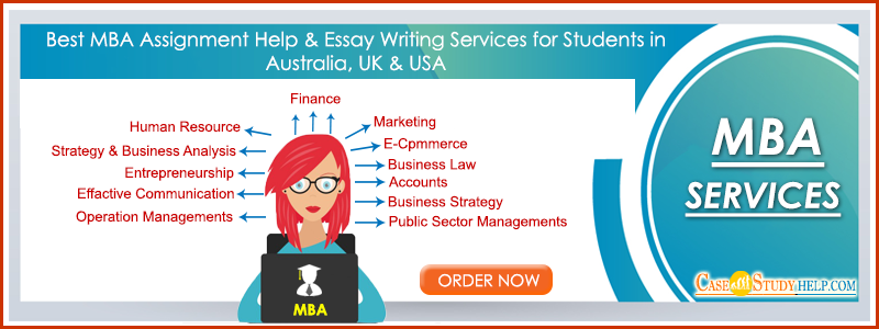MBA Assignment Help Services