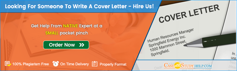 Perfect Cover Letter Writing Service