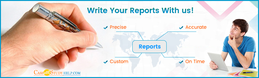 Custom Report Writing Help