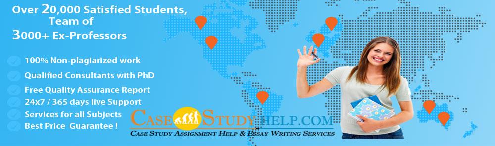 Live case study help