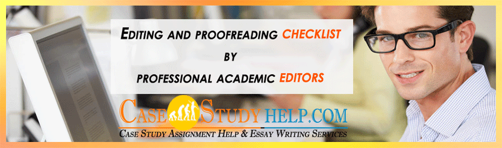 Order of writing term paper
