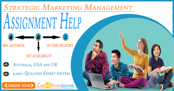 Strategic Marketing Assignment Help
