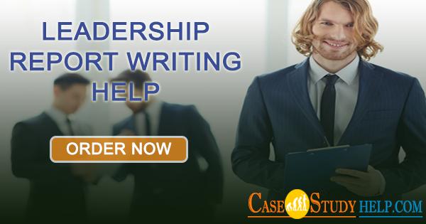 Leadership Report Writing Help