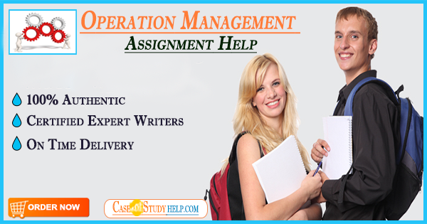 Operation Management Assignemnt Help43