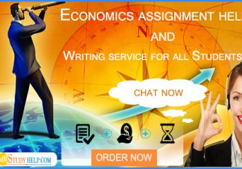 Economic Paper Assignment Help