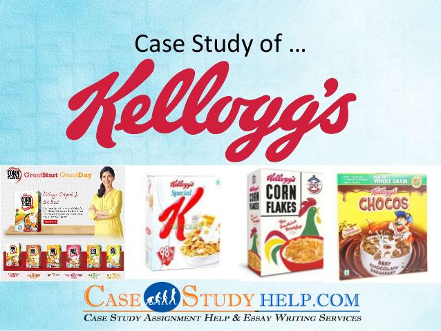 kelloggs marketing case study Answers