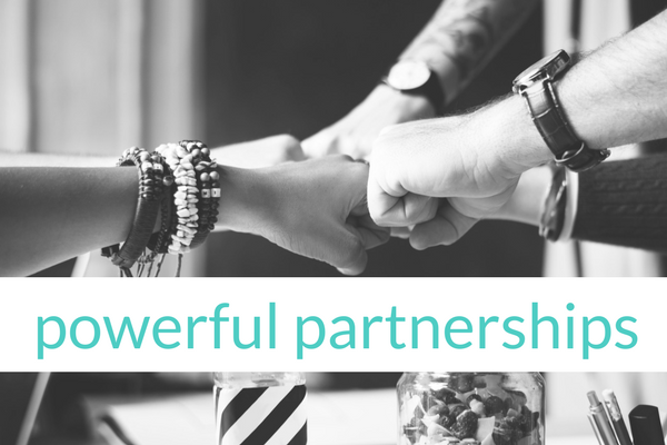 Powereful Partnerships