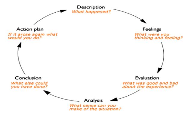 Gibbs (1988) Model of Reflection