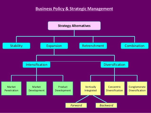 Scenario of Business policy and strategic management questions and answers