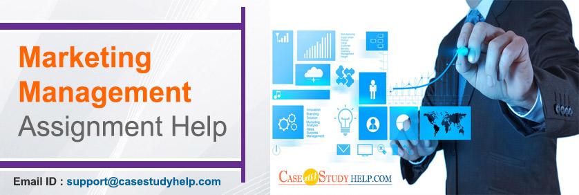 Marketing-Management-Assignment-Help