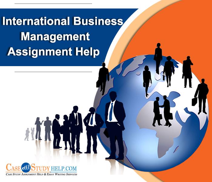 International Business Management Assignment Help
